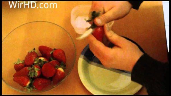 Rezept für Erdbeertorten